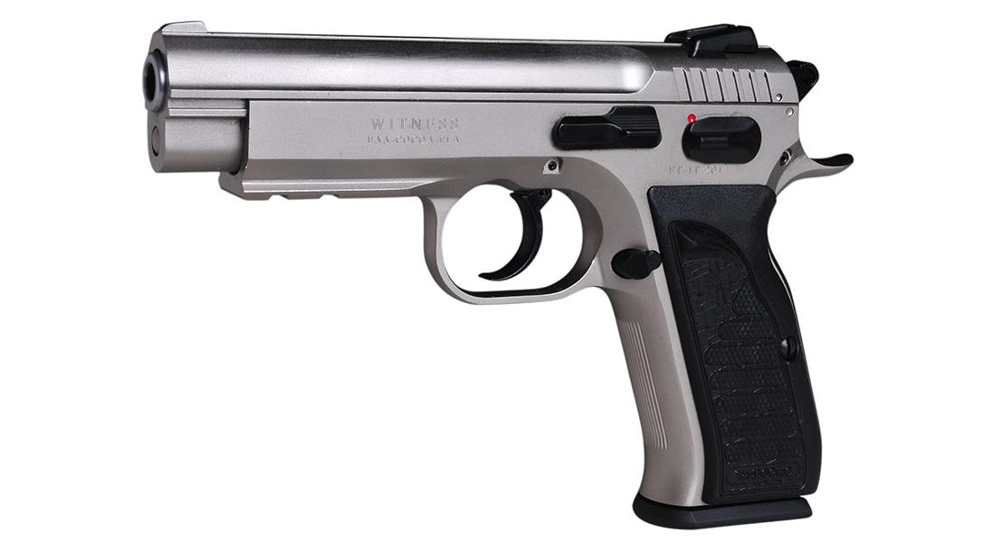 9mm handguns, EAA Witness Steel Full Size