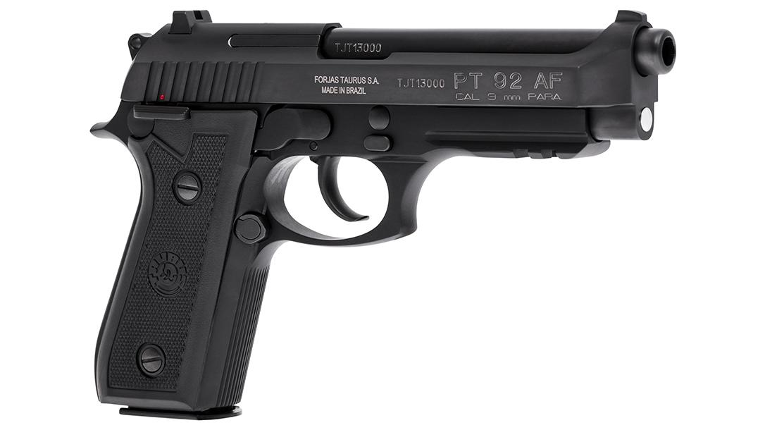 9mm handguns, Taurus PT-92