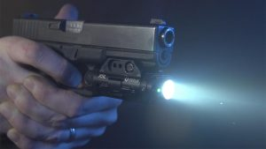 Viridian X Series Gen 3, gun camera, light, laser, pistol