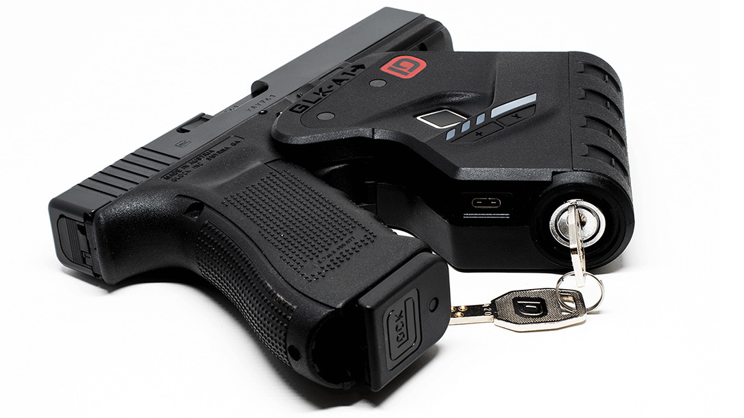 gun storage devices, Identilock