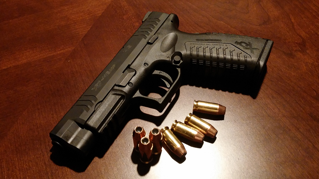 firearms vocabulary, Springfield XD