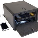 gun storage devices, Liberty HDX-350 Smart Vault