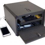 gun storage devices, Liberty HDX-350 Smart Vault