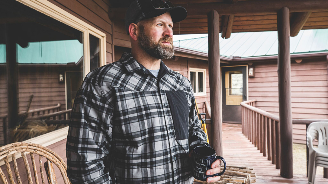 Magpul, Magpul apparel, magpul apparel fall 2018, magpul Logger Shirt LS