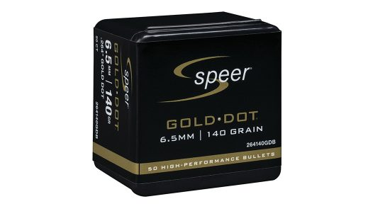 Speer Gold Dot Rifle Bullets