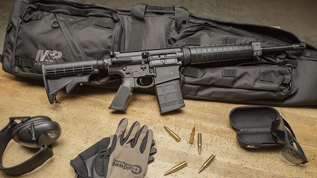 Smith Wesson MP10 Sport, anti-gun nuns
