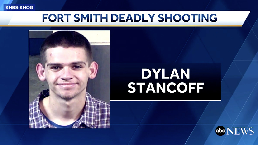 Arkansas attack victim, Stancoff