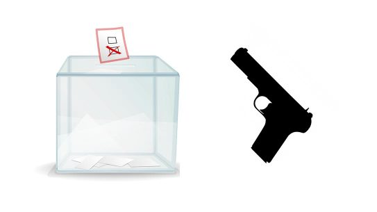 Gun owners vote, voting, politics