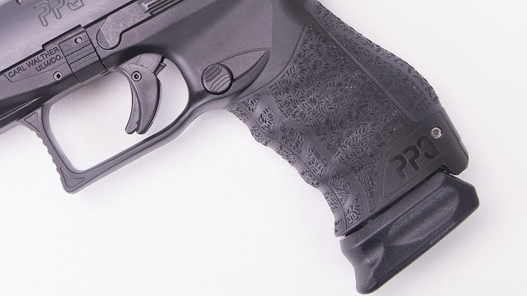 Walther PPQ Q4 TAC Pistol grip