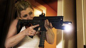 Grand Power Stribog 9mm PDW, home-defense guns