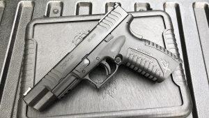 Springfield XDM 10mm Pistol left