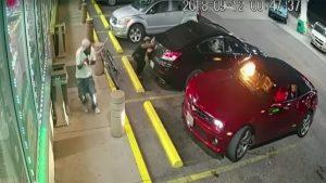 St. Louis Shootout, Gas Station Shootout