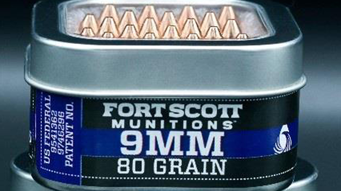 handgun loads, Fort Scott Munitions Blue Line Bears