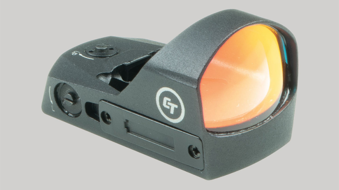 Crimson Trace Red Dot sights, CTS 1200