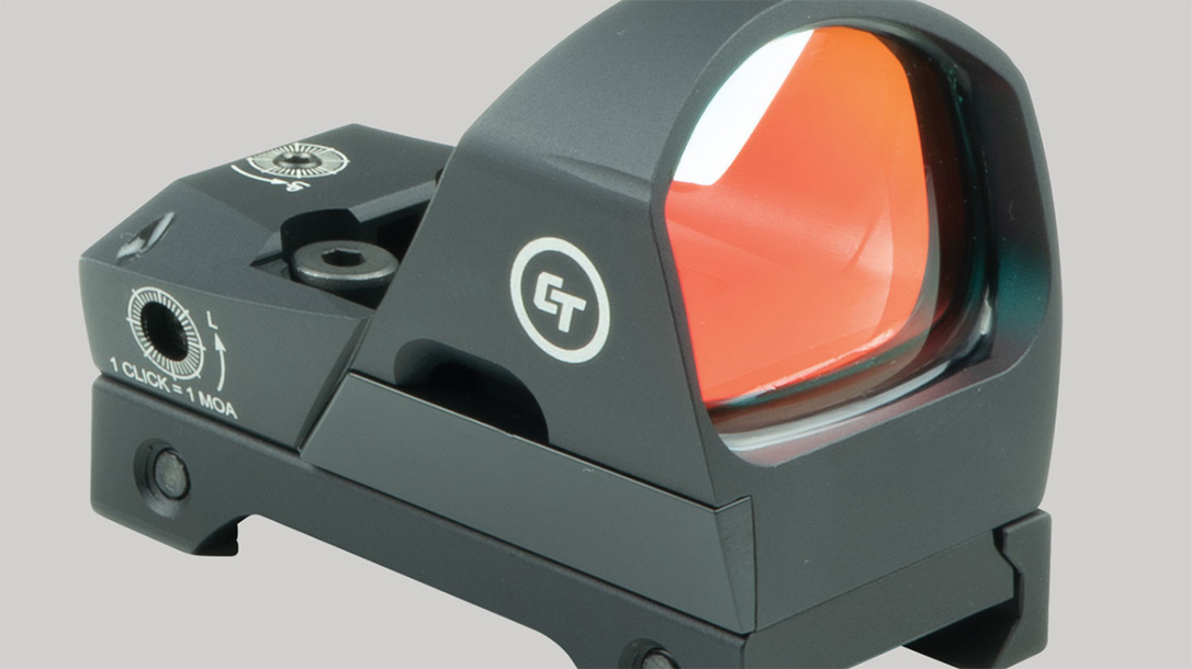 Crimson Trace Red Dot sights, CTS 1400