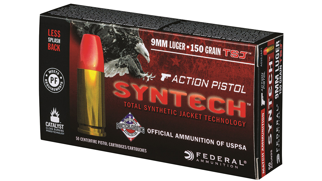 handgun loads, Federal Syntech Action Pistol
