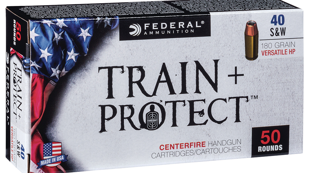 handgun loads, Federal Train + Protect