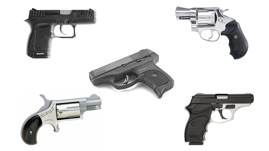 Affordable Handguns