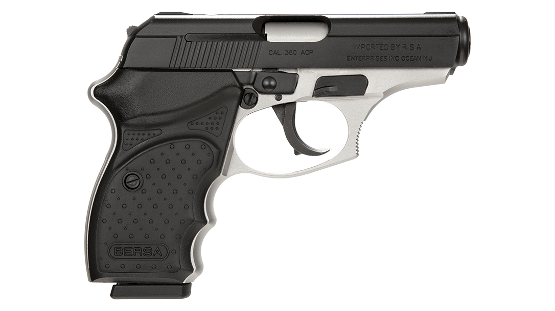 Affordable handguns, Bersa Thunder