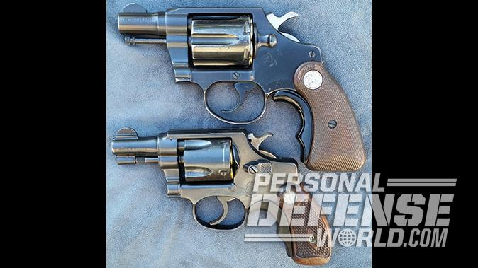 Concealed Carry Guns revolvers