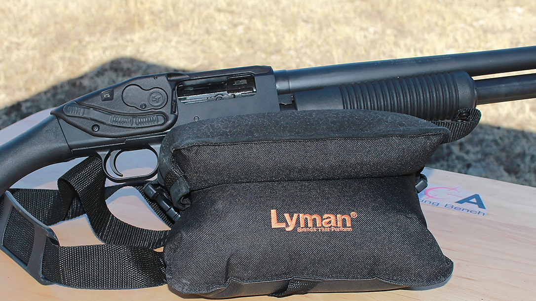 Crimson Trace Lasersaddle: A Smart Addition to the Mossberg Shockwave