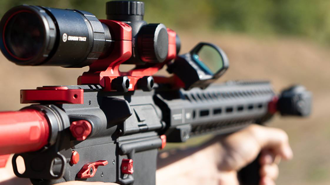 Crimson Trace Riflescopes