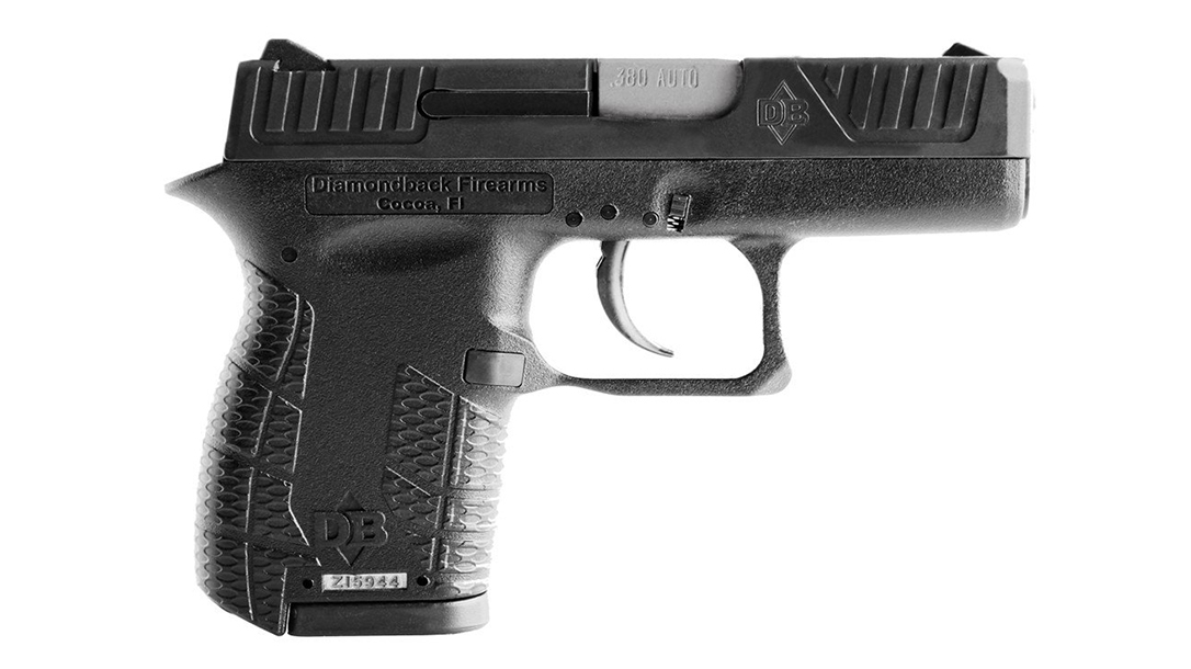 Affordable handguns, Diamondback DB380