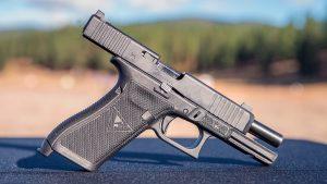 Wilson Combat Vickers Glock, wilson combat glock, Vickers Elite Glock