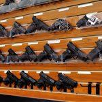 gun store selection