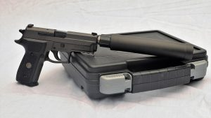 Sig Sauer P229 Legion, Suppressor