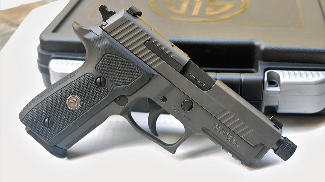 Sig Sauer P229 Legion
