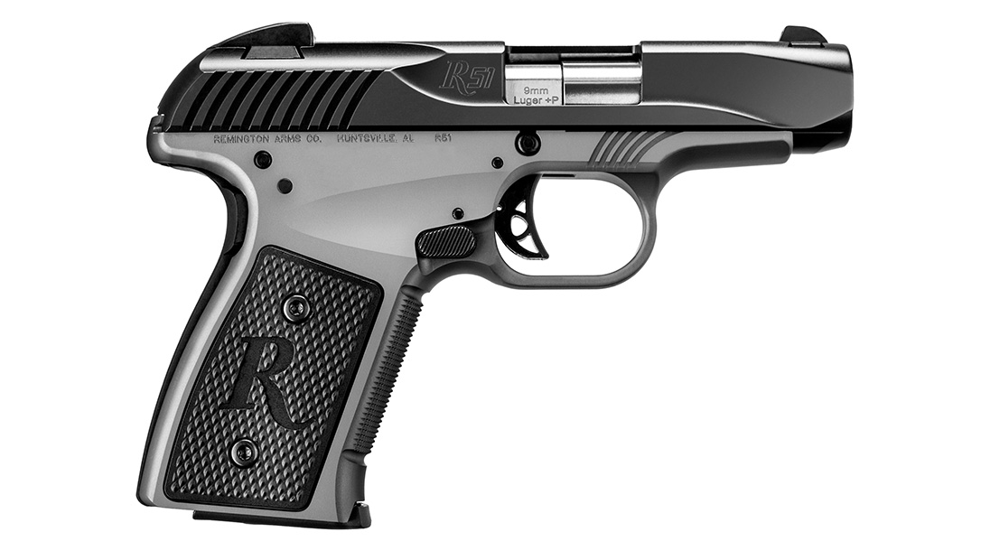 personal protection handguns, Remington R51