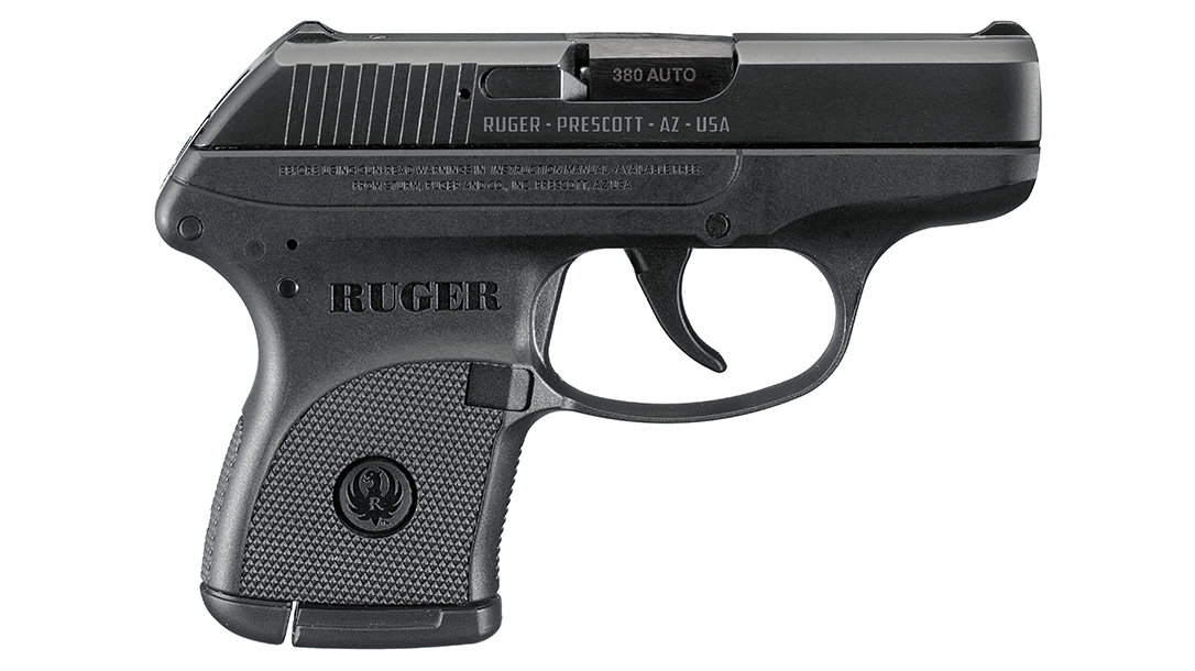 Affordable handguns, Ruger LCP