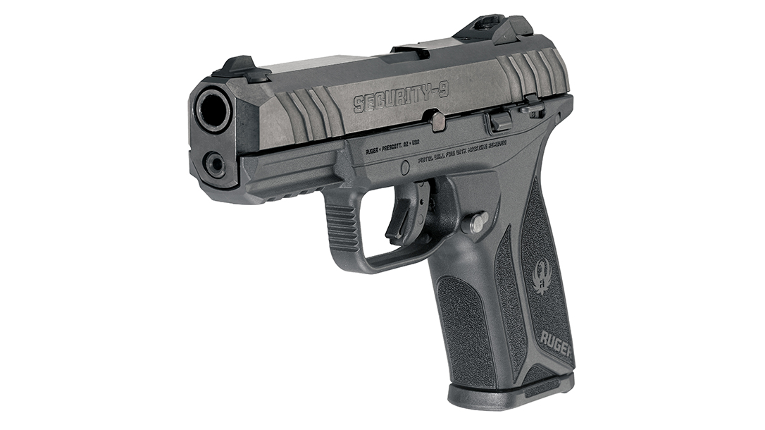 Affordable handguns, Ruger Security 9