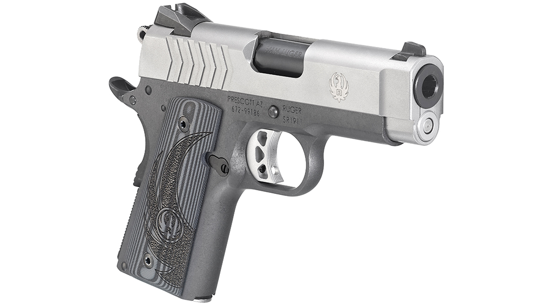 personal protection handguns, Ruger SR1911 Officer Style