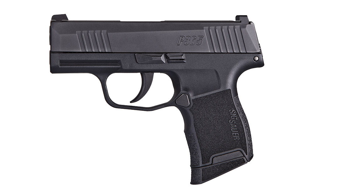 personal protection handguns, Sig Sauer P365