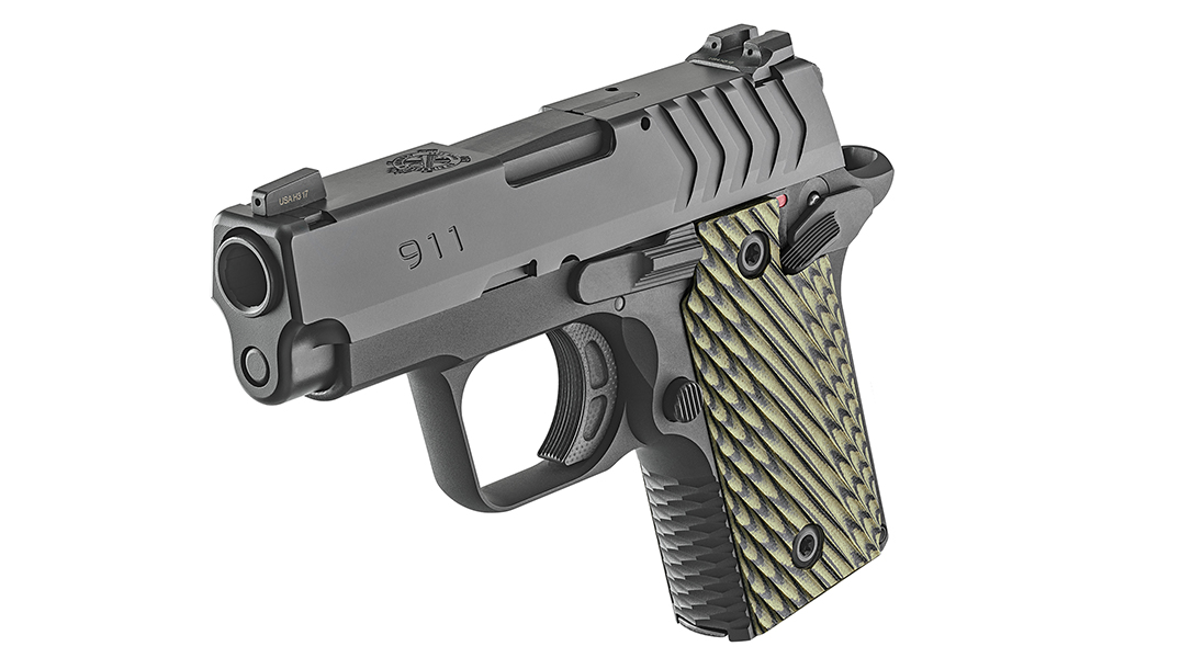 personal protection handguns, Springfield 911