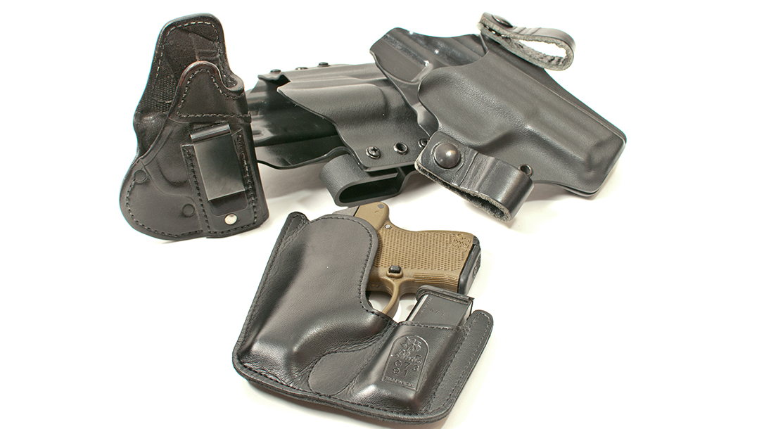 Traveling with Firearms, holsters