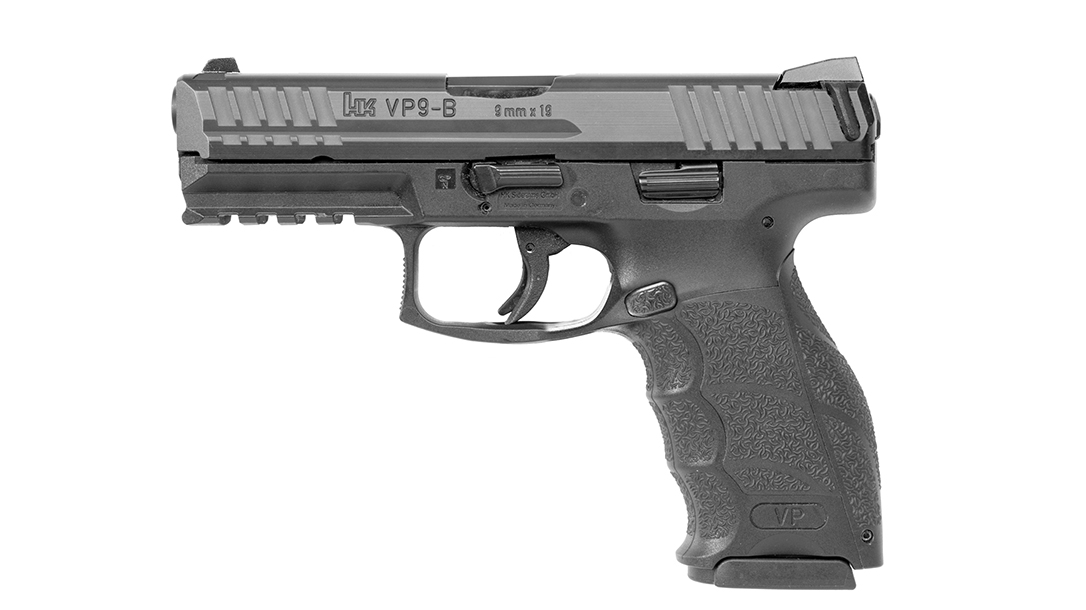 HK VP9-B 9mm Pistol