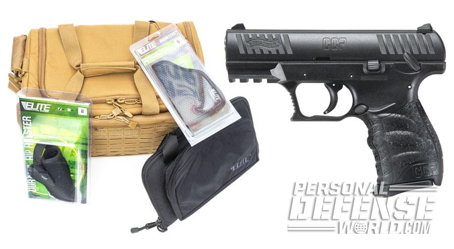 Win a Walther CCP M2 Pistol Package Valued at $723!