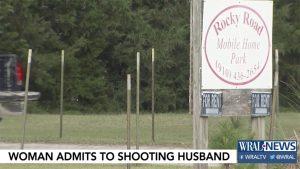 North Carolina Woman Admits to Shooting Husband