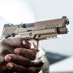 Long-Range Handgun Shots, SIG M17