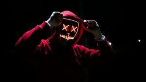 Happy Halloween Attacker