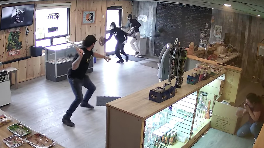 Cannabis Dispensary Robbery, Canadian Cannabis Dispensary