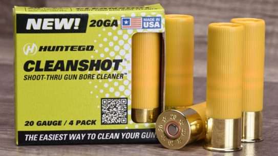 CleanShot 20-Gauge Shoot-Thru Bore Cleaner