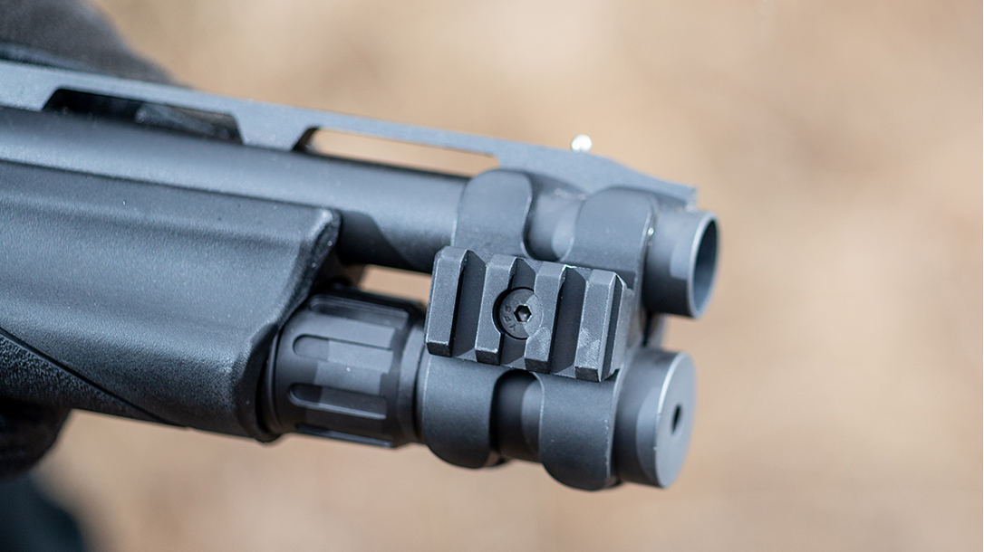 Remington V3 Tac-13 review, barrel
