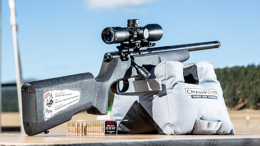 How Does the Savage Arms Rascal Target Rifle Rank Amongst