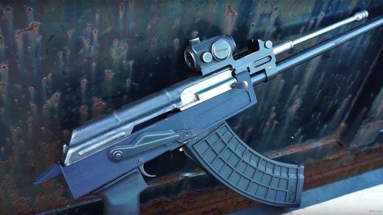 3D AK Receiver