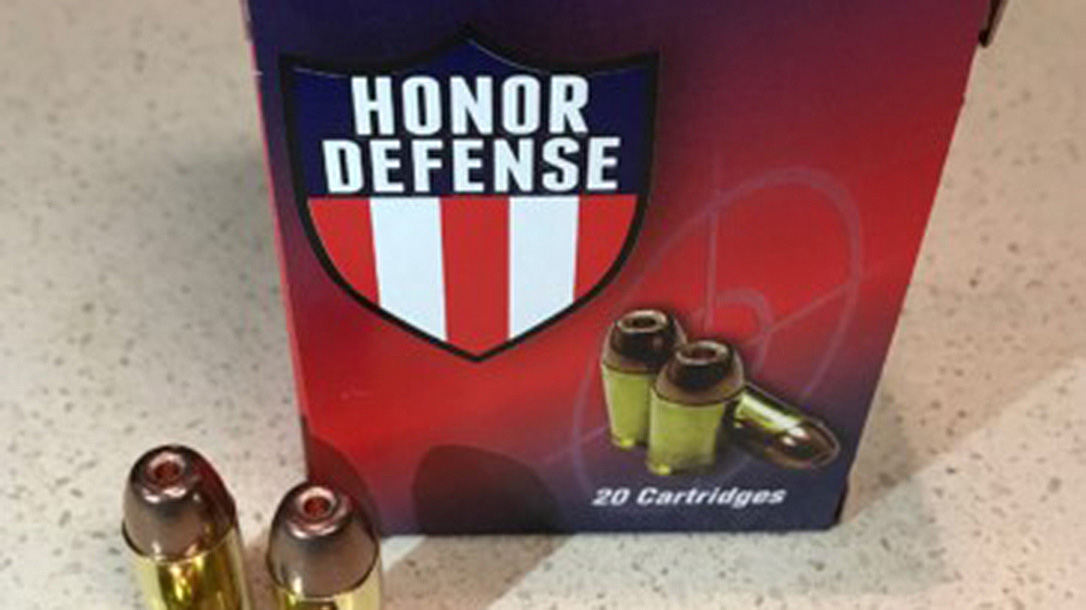 Honor Defense Ammunition