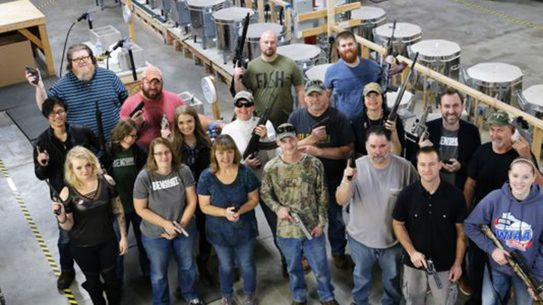 Wisconsin-based BenShot, employees